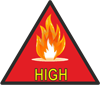 Fire Weather Index: HIGH